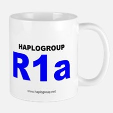 Haplogroup R1A Mug