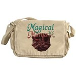 Magical Mama with Baby in Wom Messenger Bag