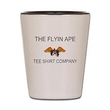 Flyin Ape Shot Glass