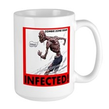 Zombie Zone Gear 1 Coffee Mug