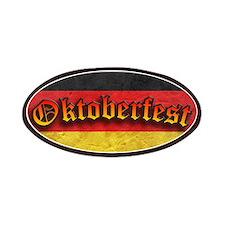 German (Deutsch) Oktoberfest Festival Patch