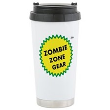 Zombie Zone Gear 2 Travel Mug
