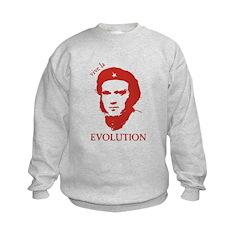 Viva Darwin Evolution! Sweatshirt