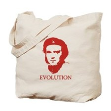 Viva Darwin Evolution! Tote Bag