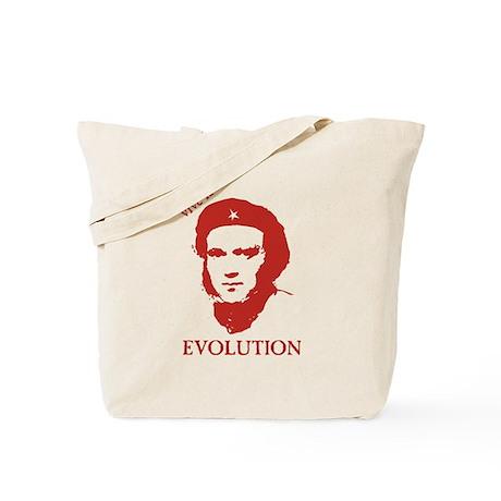 Viva Darwin Evolution! Tote Bag