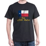 Texas: The Queso State Dark T-Shirt