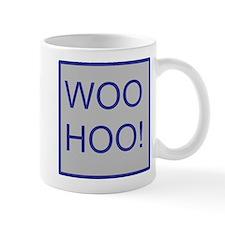 Woo-Hoo Blue Mug
