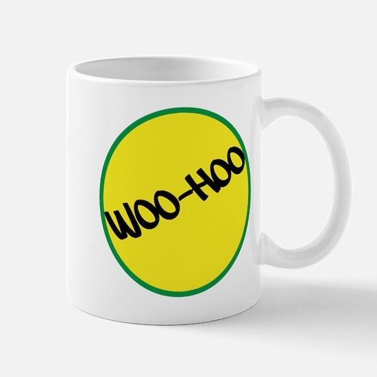 Woo-Hoo Yellow Mug