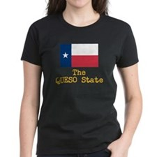 Texas; The Queso State Sectio Tee