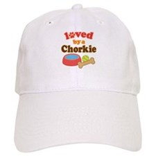 Chorkie Dog Gift Baseball Cap