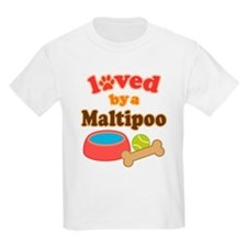 Maltipoo Dog Gift T-Shirt