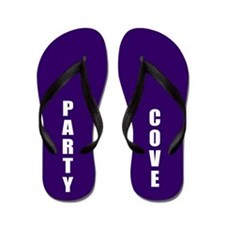 Party Cove Flip Flops
