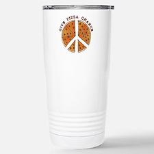 Give Pizza Chance Travel Mug