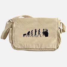 Film Editor Evolution Messenger Bag