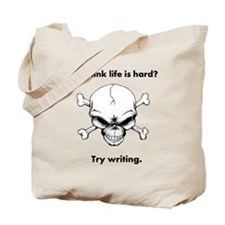 Try Writing Tote Bag