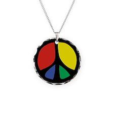Flowing Peace Color Necklace