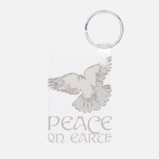 Peace on Earth Keychains