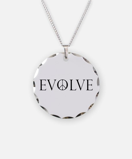 Evolve Peace Perpetua Necklace