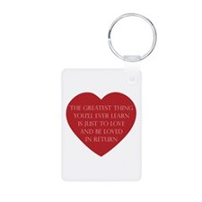Love and be Loved Keychains