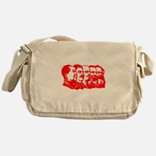 Mao,Stalin,Lenin,Engels,Marx Messenger Bag