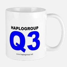 Haplogroup Q3 Mug