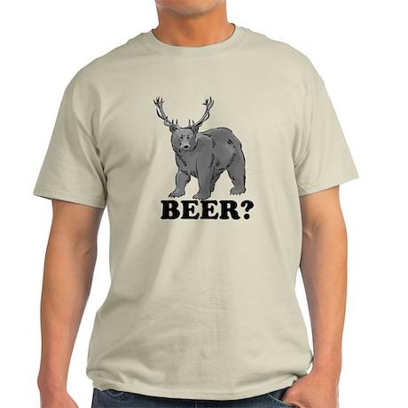 Beer Bear Light T-Shirt