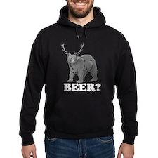 Beer Bear Hoodie