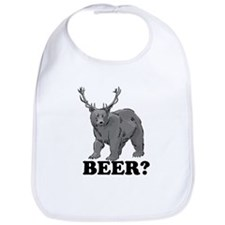 Beer Bear Bib