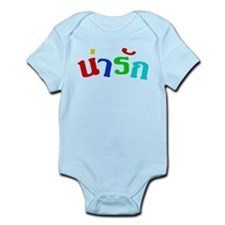 Narak - Cute in Thai Infant Bodysuit