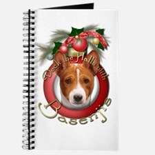 Christmas - Deck the Halls - Basenjis Journal