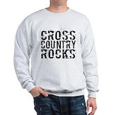 Cross Country Rocks Sweatshirt