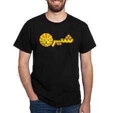 Smiling lion shir t-shirt
