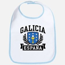 Galicia Espana Bib