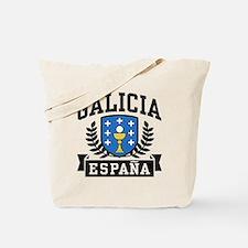Galicia Espana Tote Bag