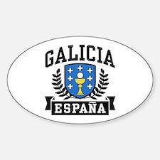 Galicia Espana Decal