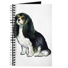 Black and tan Cavalier Journal