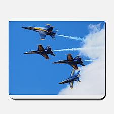 Blue Angels Mousepad