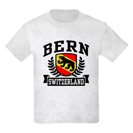 Bern Switzerland Kids Light T-Shirt