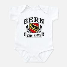 Bern Switzerland Infant Bodysuit