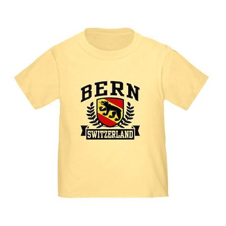 Bern Switzerland Toddler T-Shirt