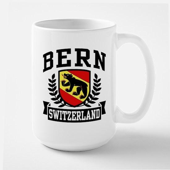 Bern Switzerland Large Mug