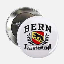 """Bern Switzerland 2.25"""" Button"""