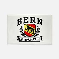 Bern Switzerland Rectangle Magnet
