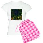 Japan Fractal Women's Light Pajamas