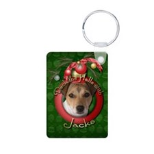 Christmas - Deck the Halls - Jacks Keychains