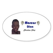 Marcus Dion Decal