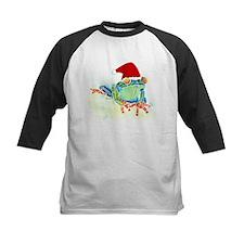 Christmas Holiday Tree Frog Tee