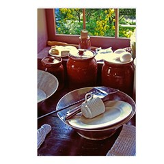 Kitchen Window Postcards (Package of 8)