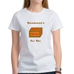 Schrodinger's Cat Box Women's T-Shirt