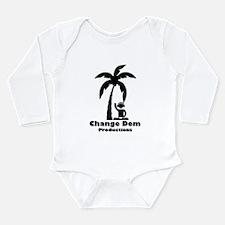 Cool Music short Long Sleeve Infant Bodysuit